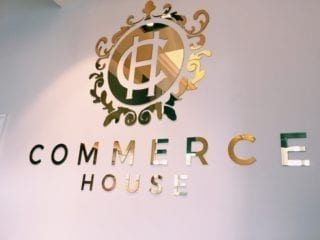 We've Moved - Commerce House