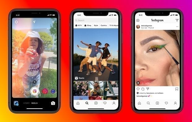 Instagram Introduce Reels; A New Rival For TikTok