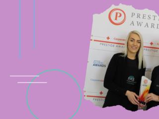 Ultra Chique Clinique success at the Prestige Awards 2020