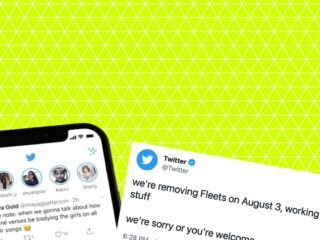A Fleeting Visit: Twitter Are Giving Fleets The Sack